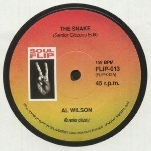 Al Wilson / Bobby Hebb - The Snake