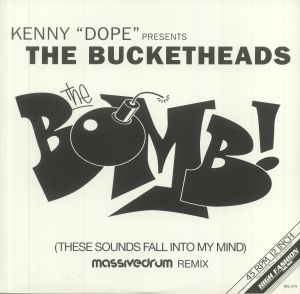 The Bucketheads - The Bomb!: These Sounds Fall Into My Mind (Massivedrum remix)