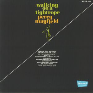 Percy Mayfield - Walking On A Tightrope