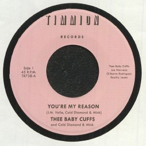 Thee Baby Cuffs / Cold Diamond & Mink - You're My Reason