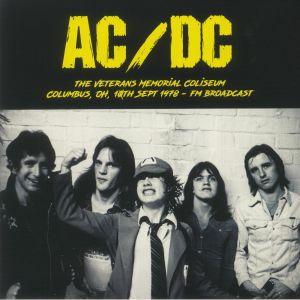 Ac / Dc - The Veterans Memorial Coliseum Columbus OH 10th Sept 1978 FM Broadcast