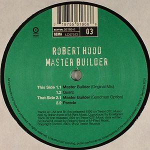 HOOD, Robert - Master Builder