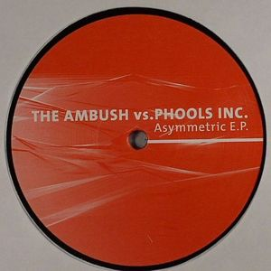 AMBUSH, The vs PHOOLS INC - Asymmetric EP