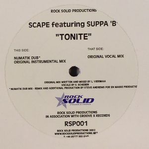 SCAPE feat SUPPA B - Tonite