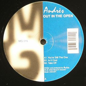 ANDRES - Out In The Open (reissue)
