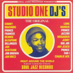 VARIOUS - Studio One DJ's: The Original