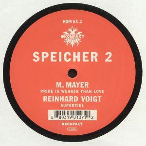 MAYER, M/REINHARD VOIGT - Speicher 2