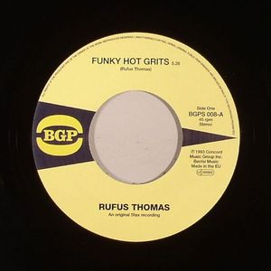 THOMAS, Rufus - Funky Hot Grits