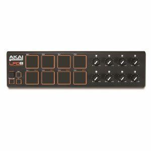 Akai LPD8 USB MIDI Laptop Pad Controller