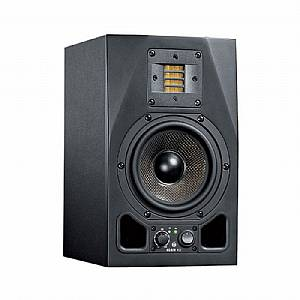 Adam A5X Active Studio Monitor (single, black) ***CLAIM 10% BACK ON A PAIR OF ADAM AX MONITORS! OFFER ENDS 31ST DEC 2017***
