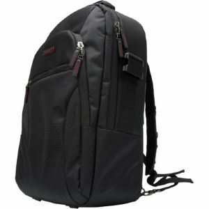 Magma Digi Control Backpack XL For Large Controllers Incl. Traktor S4 / Denon MC6000 / American Audio VMS4 / Numark Mixtrack (black, red)