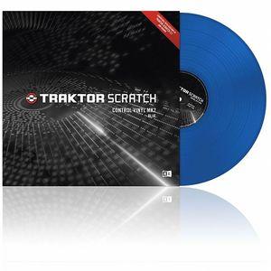 Native Instruments Traktor Scratch Control Vinyl MkII (blue)