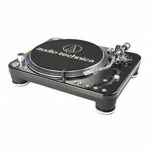 Audio Technica LP1240 USB Professional DJ Turntable