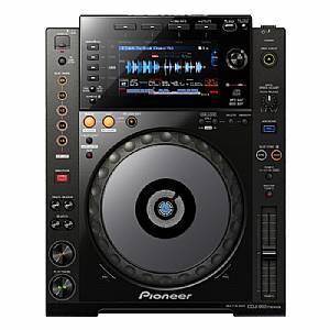 Pioneer CDJ900 Nexus Digital Player (single)