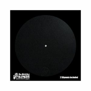 Dr Suzuki Mix Edition 12 Inch Slipmats (black, pair)