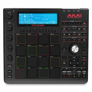 Akai MPC Studio Black Music Production Controller With MPC Software