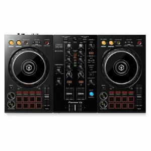 Pioneer DDJ400 Performance DJ Controller With RekordBox DJ Software
