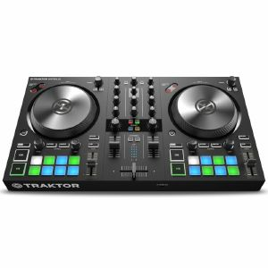 Native Instruments Traktor Kontrol S2 Mk3 USB DJ Controller