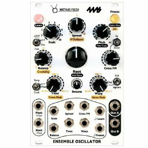 4ms Ensemble Oscillator Module
