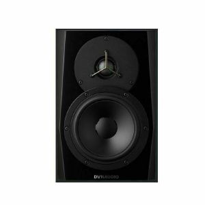 Dynaudio LYD-5 Compact Nearfield Personal Monitor (black, single)