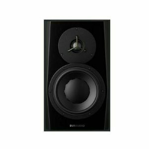 Dynaudio LYD-7 Compact Nearfield Personal Monitor (black, single)