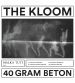 The KLOOM - 40 Gram Beton (feat Die Wilde Jagd & Khidja mixes)