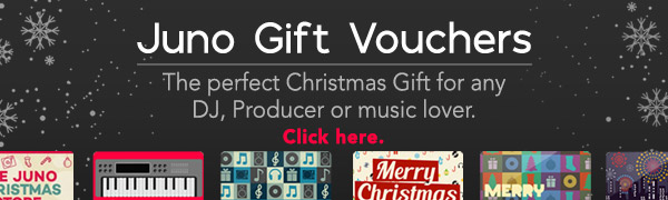 Juno gift vouchers.