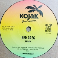 Red Greg: LOVE BREAK!