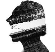 Under Black Helmet