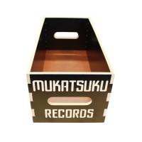 Mukatsuku Records Chart: Mukatsuku Wooden 45 Record Crates Now In Stock !!