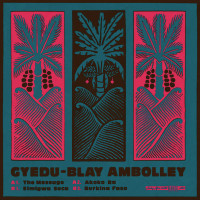 AfroBase (Radio Chart): Gyedu Blay AMBOLLEY  - The Message