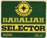 Babaliah / Palmwine Records
