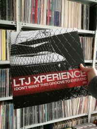 ltj xperience: may dirty groovy chart