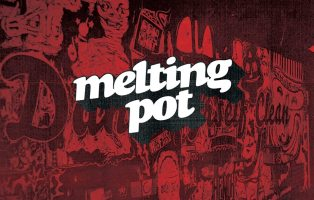 Andrew Pirie (Melting Pot): May 2018