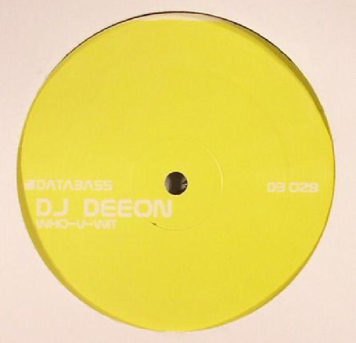 DJ DEEON - Who U Wit