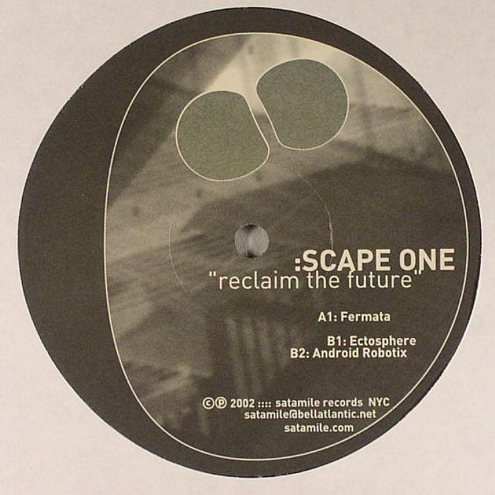 SCAPE ONE - Reclaim The Future