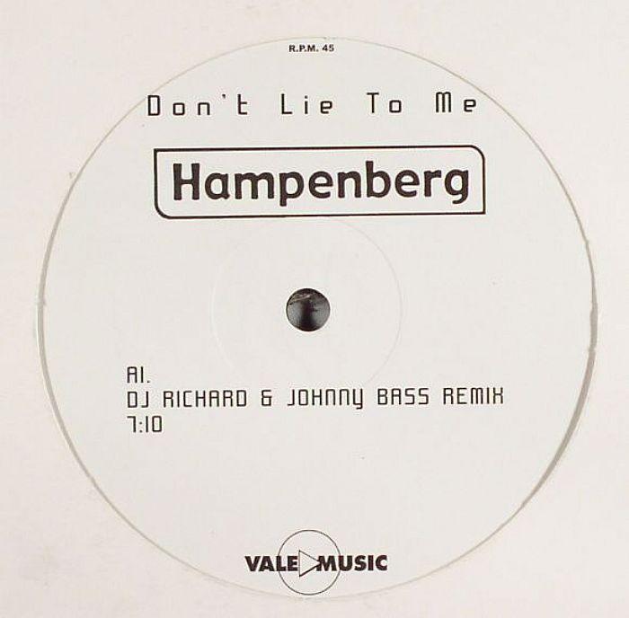 DJ Richard & Johnny Bass - Let's Cry