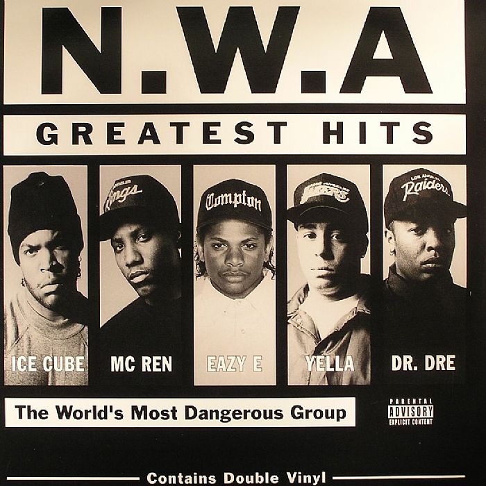 NWA - Greatest Hits