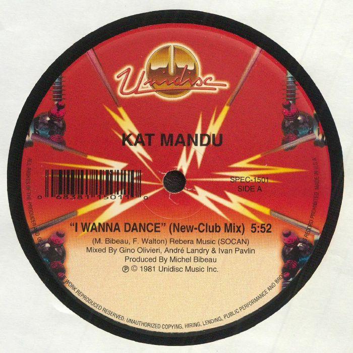 KAT MANDU - I Wanna Dance