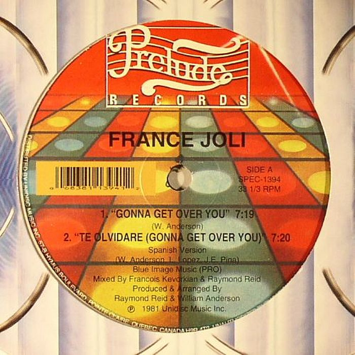 JOLI, France - Gonna Get Over You