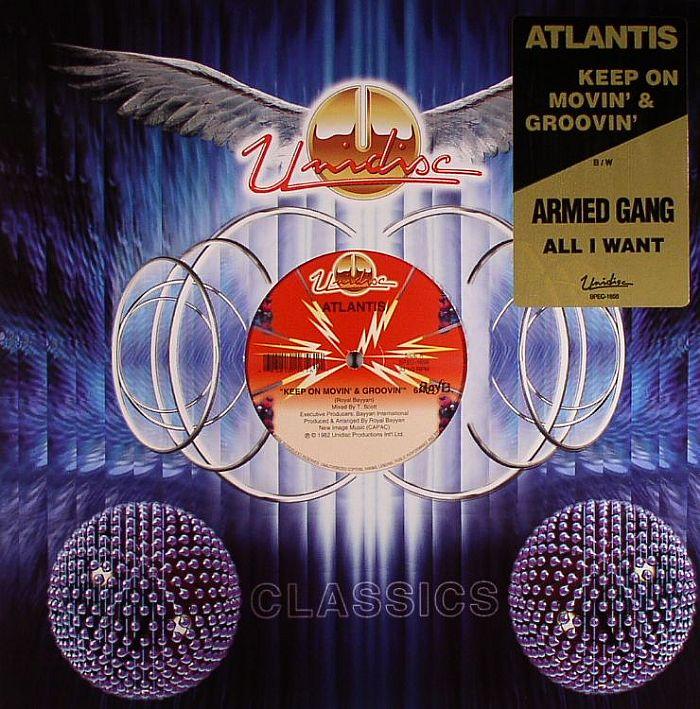 ATLANTIS/ARMED GANG - Keep On Movin' & Groovin'