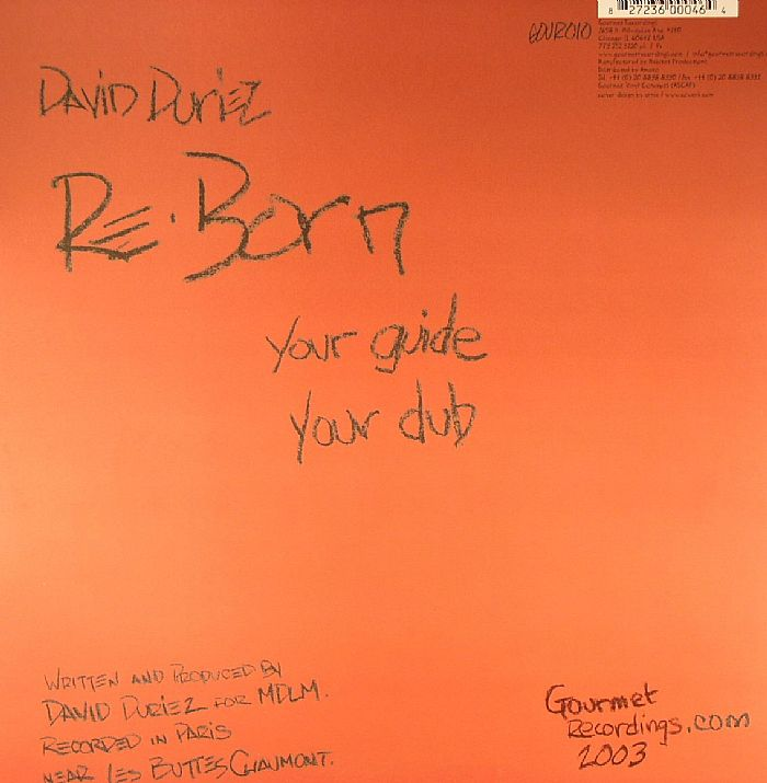 David Duriez - Re-Born