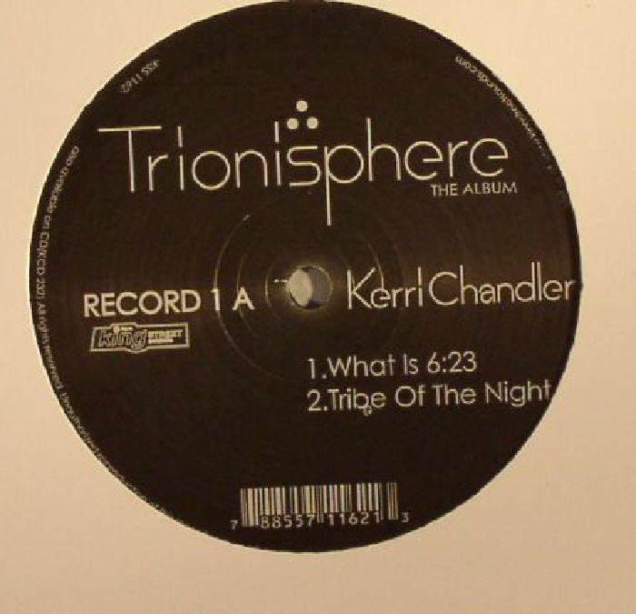 CHANDLER, Kerri - Trionisphere (The Album) (remastered)