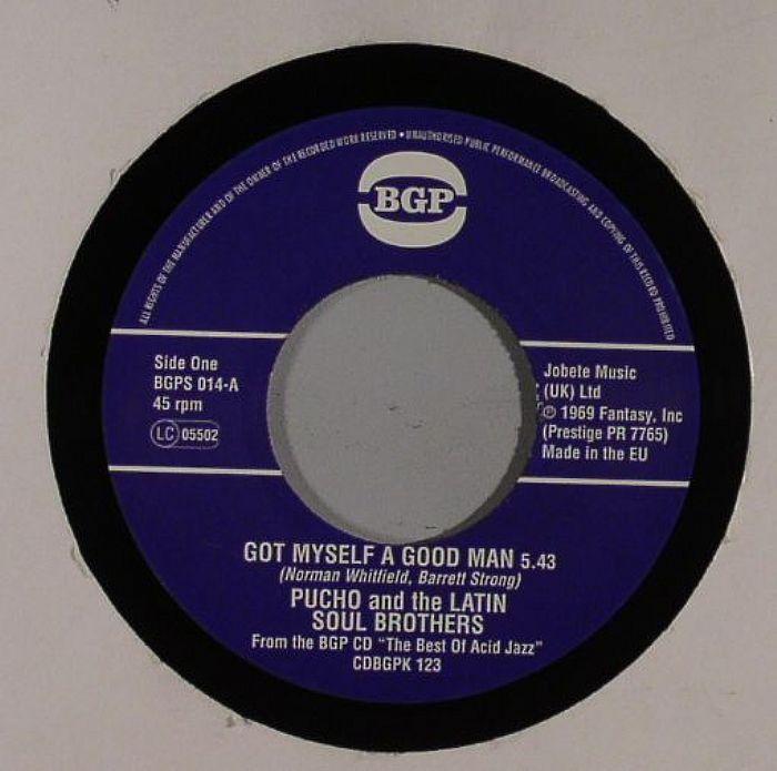 PUCHO & THE LATIN SOUL BROTHERS/RUSTY BYRANT - Got Myself A Good Man