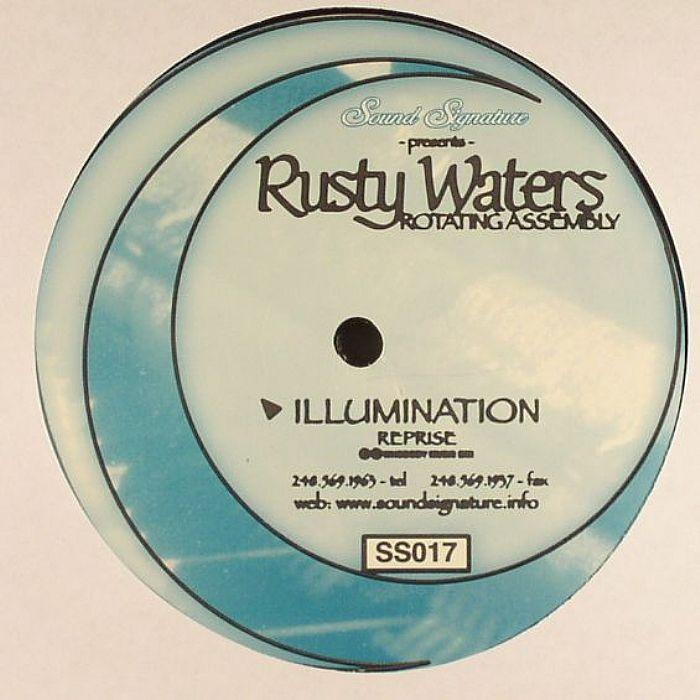 WATERS, Rusty/ROTATING ASSEMBLY - Illumination