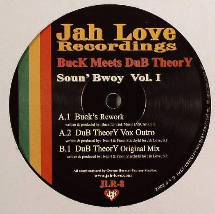 BUCK meets DUB THEORY - Soun' Bwoy Vol 1