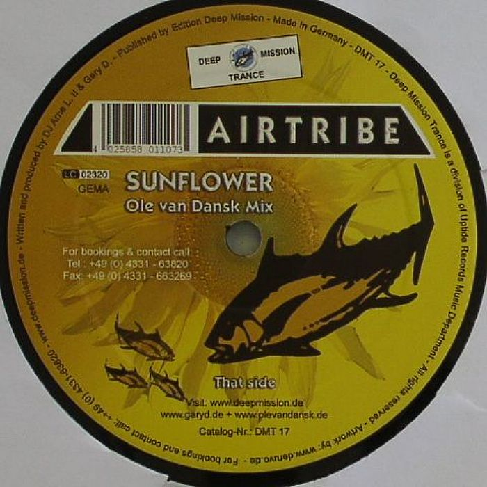 AIRTRIBE - Sunflower