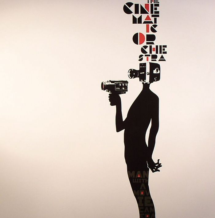CINEMATIC ORCHESTRA, The - Man With The Movie Camera