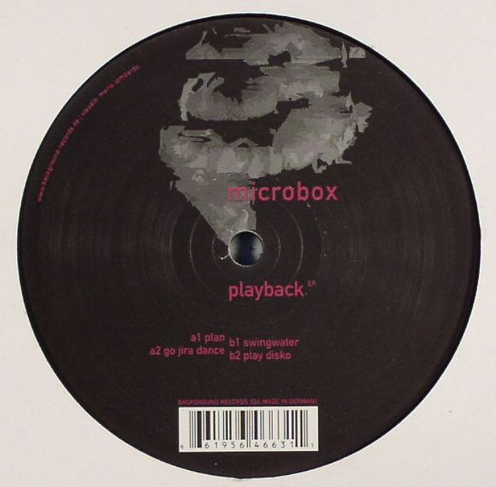 MICROBOX - Playback EP
