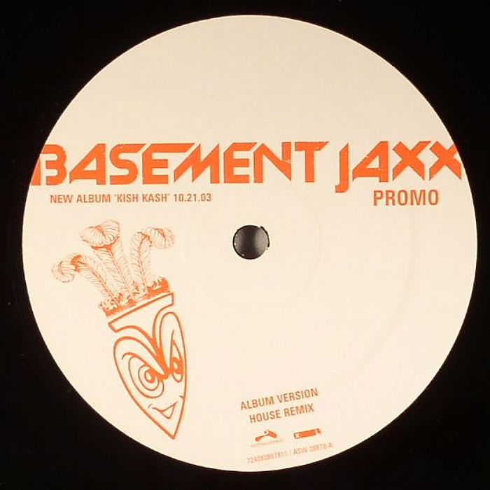 BASEMENT JAXX Feat DIZZEE RASCAL Lucky Star Vinyl At Juno